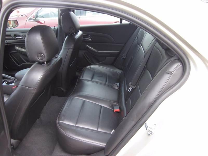 2016 Chevrolet Malibu Limited LTZ 4dr Sedan - Lufkin TX