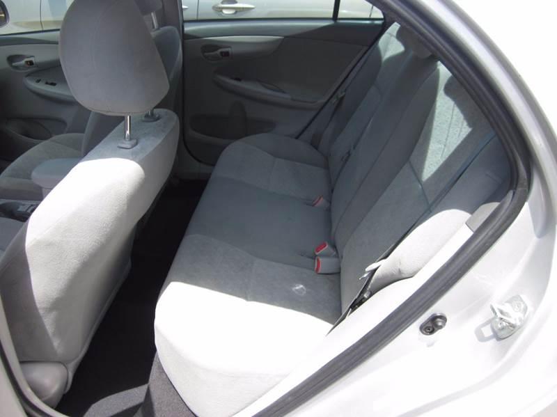 2009 Toyota Corolla 4dr Sedan 4A - Lufkin TX