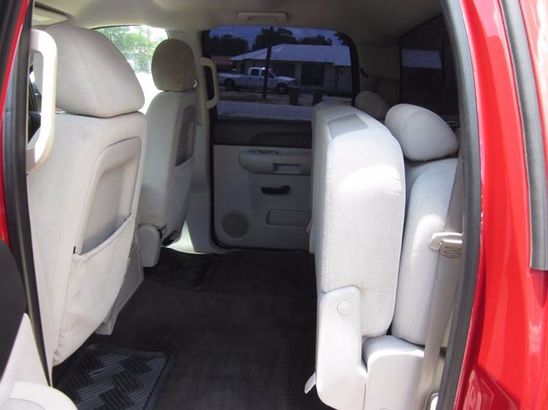 2008 Chevrolet Silverado 1500 2WD LS 4dr Crew Cab 5.8 ft. SB - Lufkin TX