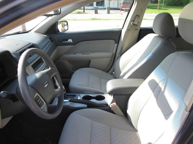 2011 Ford Fusion SE 4dr Sedan - Lufkin TX