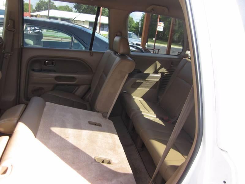 2008 Honda Pilot EX-L 4dr SUV - Lufkin TX
