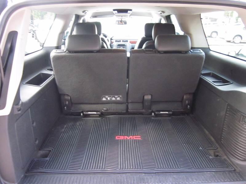 2011 GMC Yukon XL 4x4 SLT 1500 4dr SUV - Lufkin TX