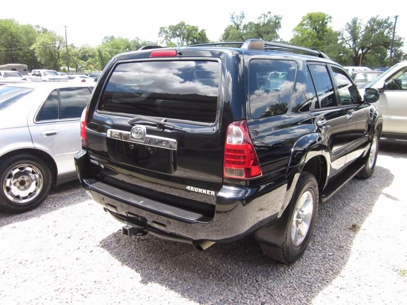 2006 Toyota 4Runner Sport Edition 4dr SUV w/V6 - Lufkin TX