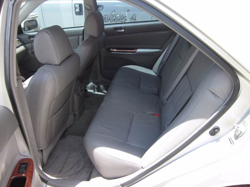 2005 Toyota Camry LE 4dr Sedan - Lufkin TX