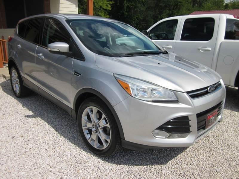 2013 Ford Escape SEL 4dr SUV - Lufkin TX