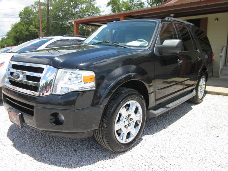 2012 Ford Expedition 4x2 XLT 4dr SUV - Lufkin TX