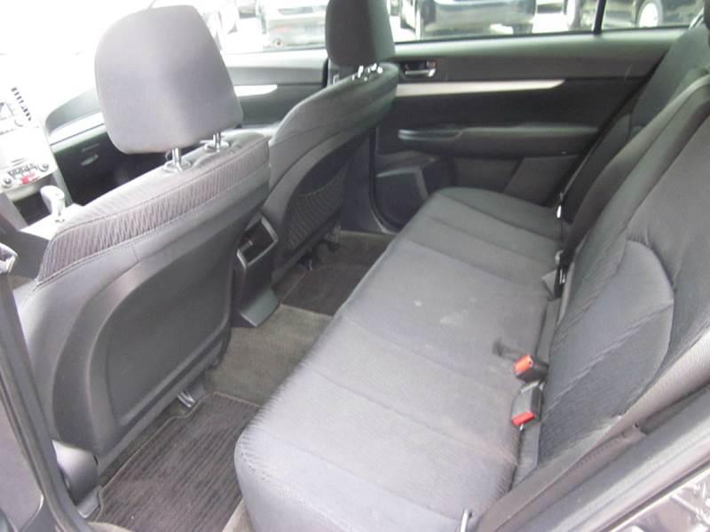 2012 Subaru Legacy AWD 2.5i Premium 4dr Sedan CVT - Lufkin TX