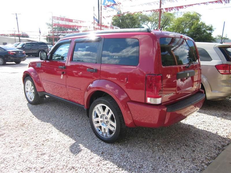 2011 Dodge Nitro 4x2 Heat 4dr SUV - Lufkin TX