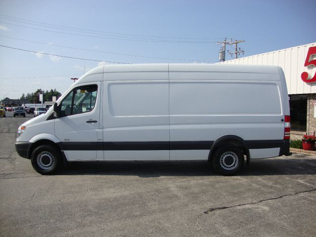 2012 mercedes benz sprinter cargo 2500 170 wb 3dr extended for Mercedes benz sprinter 2500 mpg