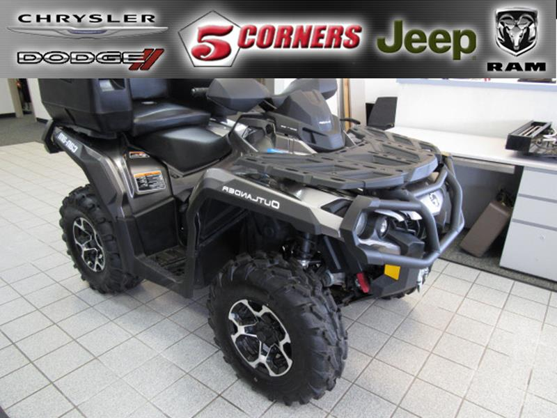 2013 Can-Am Outlander™