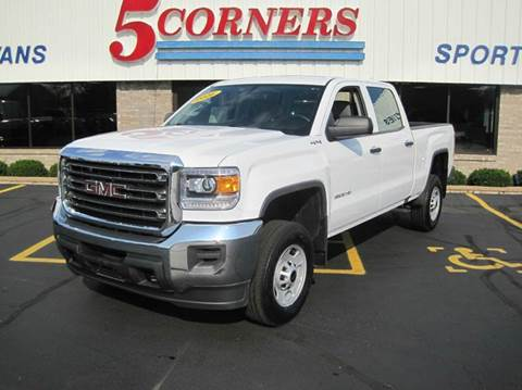 2016 GMC Sierra 2500HD for sale in Cedarburg, WI