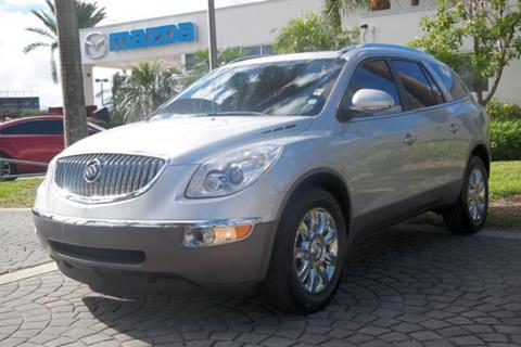 2012 Buick Enclave for sale in Miami, FL