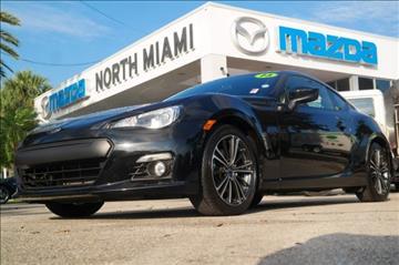 2013 Subaru BRZ for sale in Miami, FL