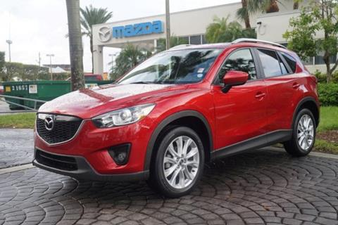 2015 Mazda CX-5 for sale in Miami, FL