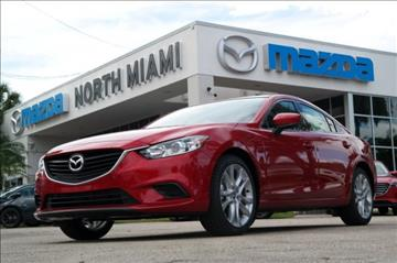 2017 Mazda MAZDA6 for sale in Miami, FL