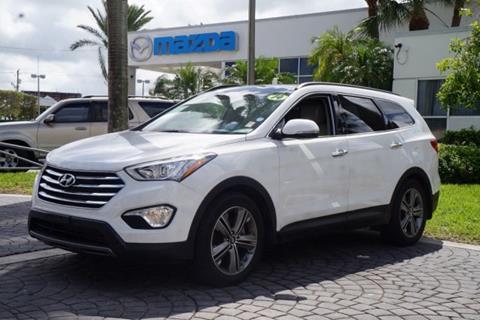 2014 Hyundai Santa Fe for sale in Miami, FL
