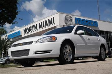 2016 Chevrolet Impala Limited for sale in Miami, FL