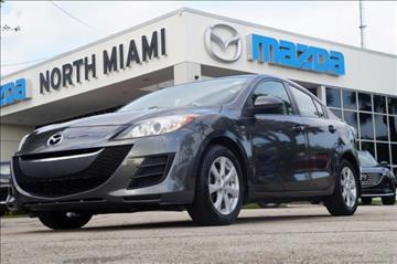 2010 Mazda MAZDA3 for sale in Miami FL