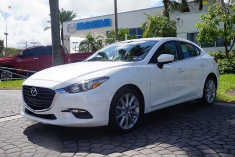2017 Mazda MAZDA3 for sale in Miami, FL