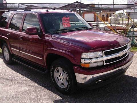 2005 Chevrolet Tahoe for sale in Pflugerville, TX
