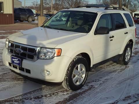 Used Ford Escape For Sale Iowa
