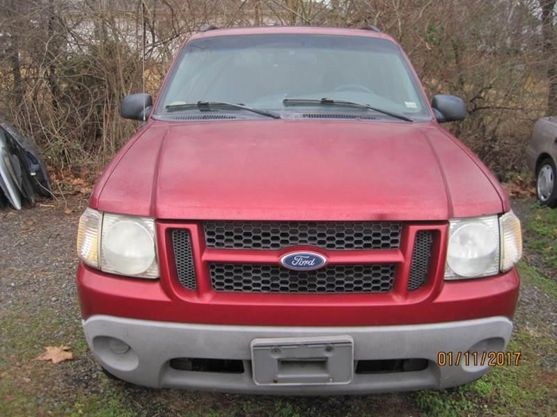 2001 Ford Explorer Sport Base 2WD 2dr SUV - Cape Girardeau MO