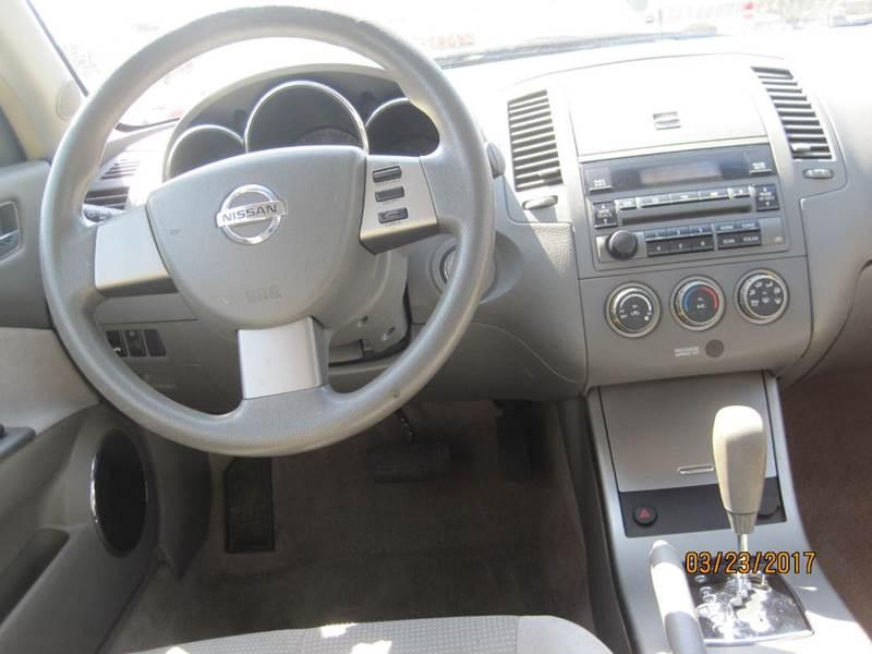 2006 Nissan Altima 2.5 S 4dr Sedan w/Automatic - Cape Girardeau MO