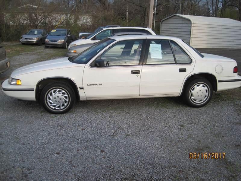 1990 Chevrolet Lumina Base 4dr Sedan - Cape Girardeau MO