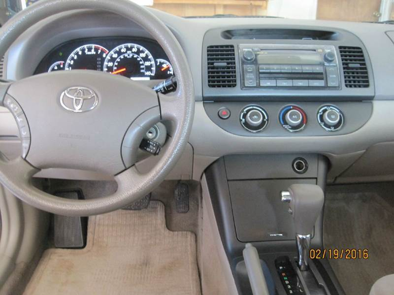 2006 Toyota Camry LE 4dr Sedan w/Automatic - Cape Girardeau MO