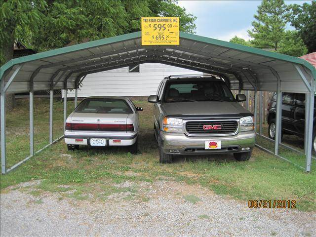 2012 carport 2 car in cape girardeau mo lang motor co 1 car carport