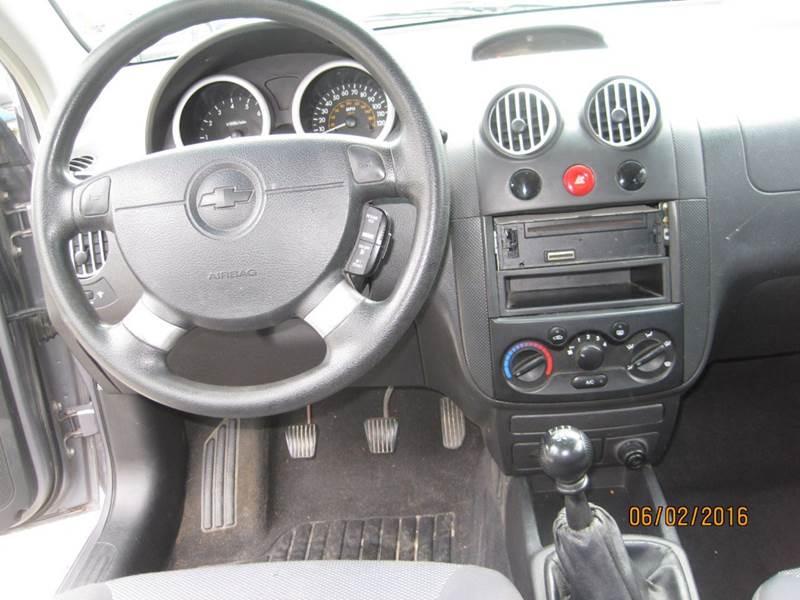 2006 Chevrolet Aveo LT 4dr Hatchback - Cape Girardeau MO