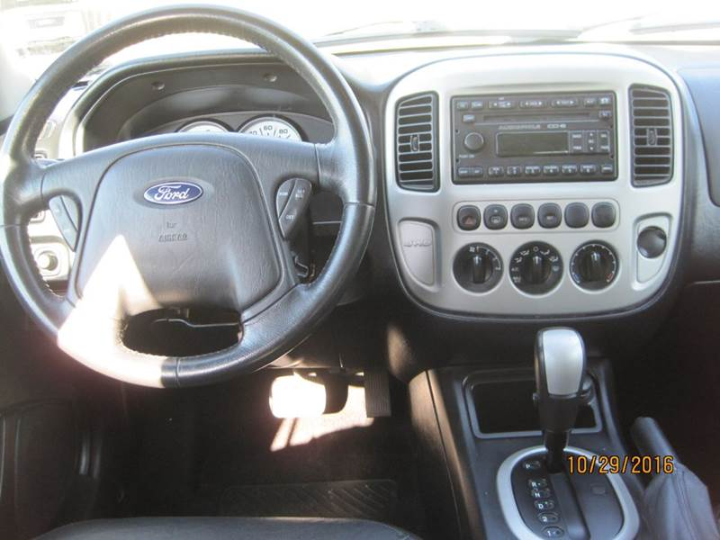 2006 Ford Escape Limited AWD 4dr SUV - Cape Girardeau MO