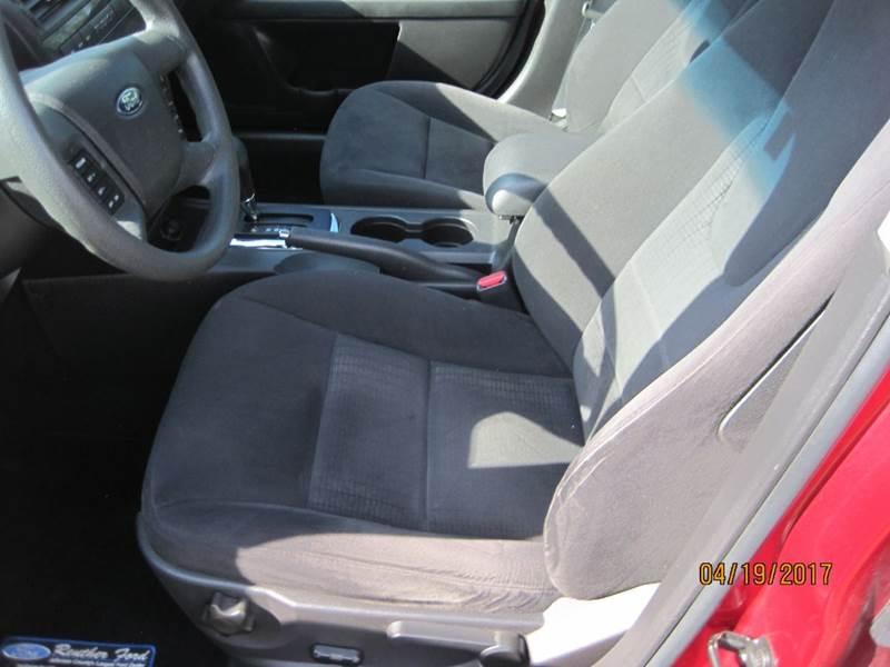 2009 Ford Fusion SE 4dr Sedan - Cape Girardeau MO