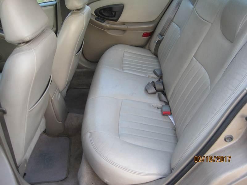2001 Chevrolet Malibu LS 4dr Sedan - Cape Girardeau MO