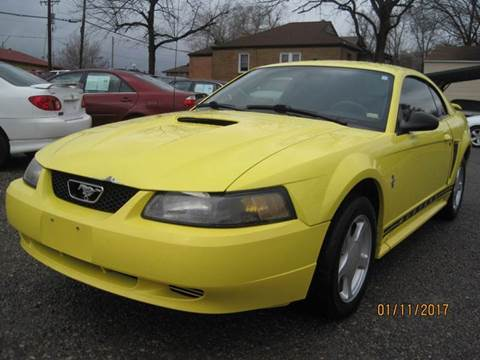 2002 Ford Mustang for sale in Cape Girardeau, MO