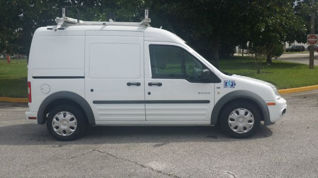 2012 Ford Transit Connect Electric