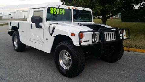 HUMMER H1 For Sale  Carsforsale.com