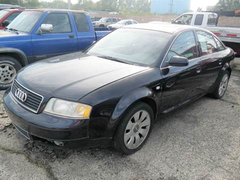 2001 Audi A6 for sale in Waukegan, IL