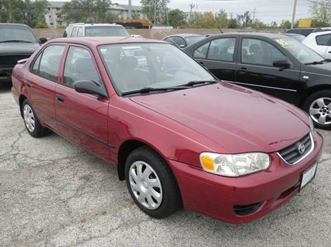 2001 Toyota Corolla for sale in Waukegan, IL