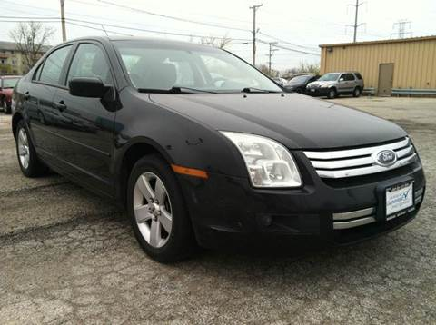 2009 Ford Fusion for sale in Waukegan, IL