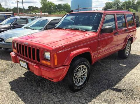 1997 Jeep Cherokee for sale in Waukegan, IL