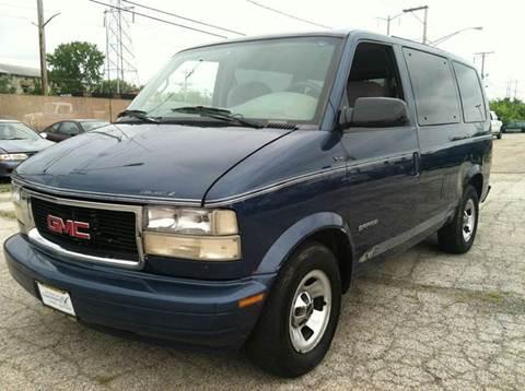 2000 GMC Safari for sale in Waukegan, IL