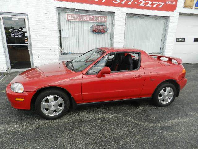 1994 honda civic del sol for sale in russellville oh for Brown county motors russellville ohio