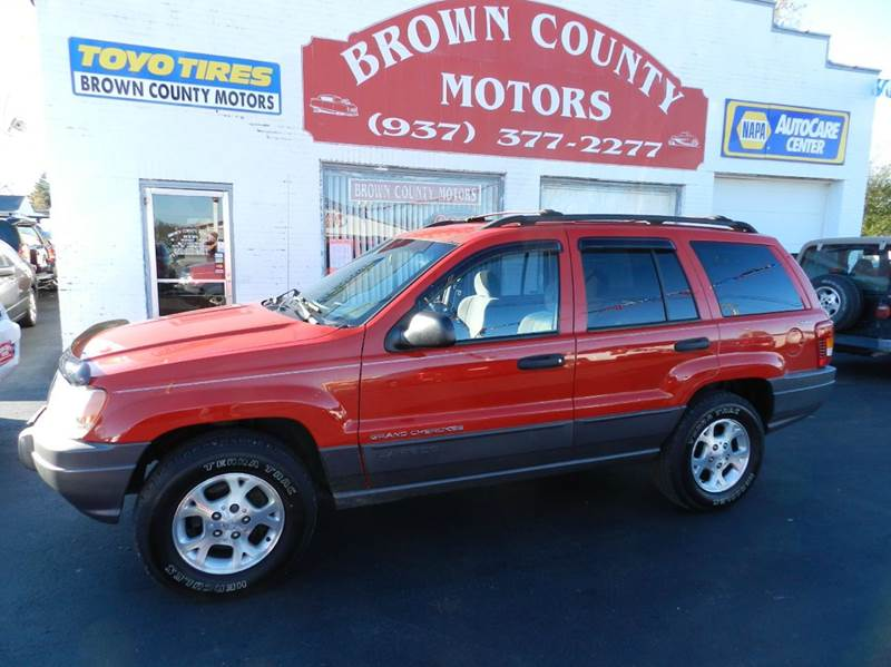 2001 jeep grand cherokee for sale in asheville nc for Brown county motors russellville ohio