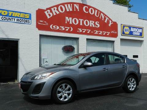 2010 Mazda MAZDA3 for sale in Russellville, OH