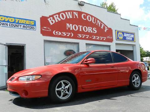 brown county motors used cars russellville oh dealer ForBrown County Motors Russellville Ohio