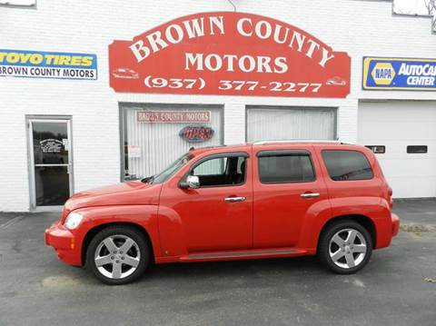 2008 chevrolet hhr for sale bowling green ky for Brown county motors russellville ohio