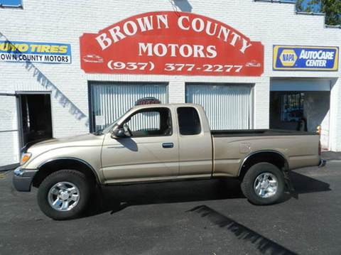 2000 Toyota Tacoma for sale in Russellville, OH