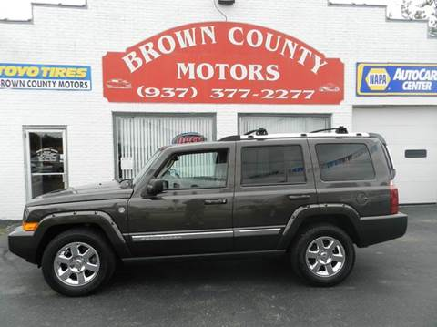 2006 Jeep Commander for sale in Russellville, OH