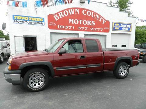 2005 Chevrolet Silverado 1500 for sale in Russellville, OH